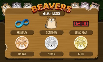 Beavers Word Puzzle